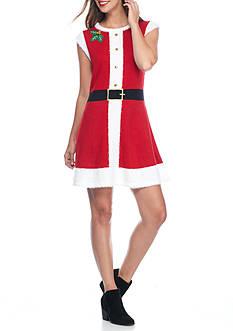New Directions Santa Dress