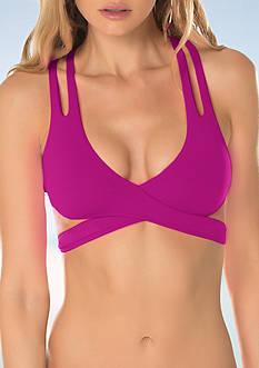 Becca Color Code Wrap Bra Top