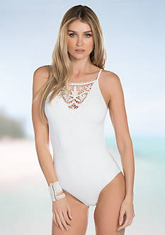 Becca Venise One Piece Swimsuit