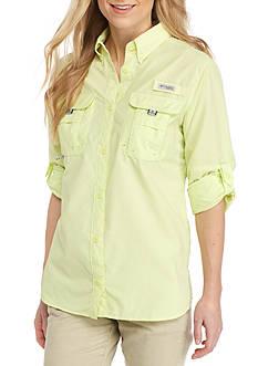 Columbia Long Sleeve Button Down Bahama Shirt