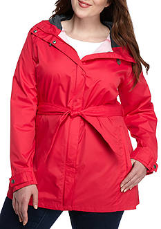 Columbia Plus Size Columbia Pardon My Trench Rain Jacket