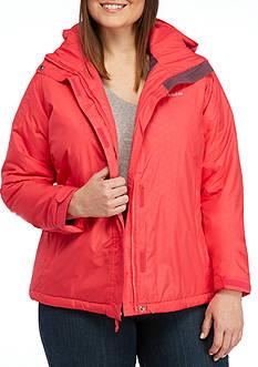 Columbia Plus Size Gotcha Groovin Jacket