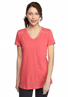 Columbia Women's Everything She Needs V-Neck Tee