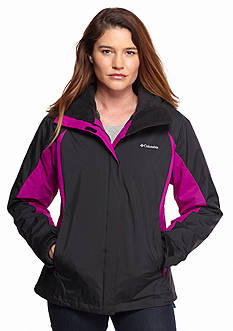 Columbia™ Womens Thermal Coil High Glacier Interchange Jacket