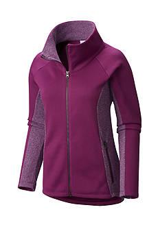 Columbia Plus Size Give and Go Full-Zip Fleece Jacket