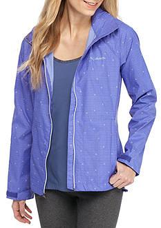 Columbia Long Sleeve Switchback Printed Jacket