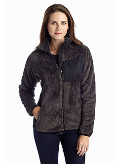 Columbia Double Plush Sporty Full Zip Jacket