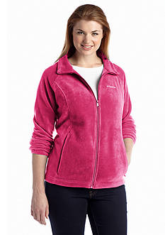 Columbia Plus Size Women's Benton Springs Fleece Full Zip Jacket