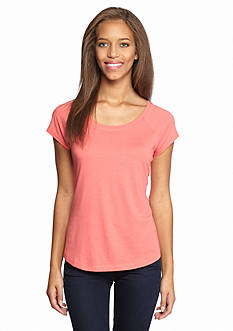 Red Camel Favorite Fit Shirt Tail Tee