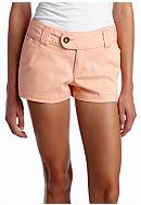 Red Camel® Solid Twill Tab Shorts
