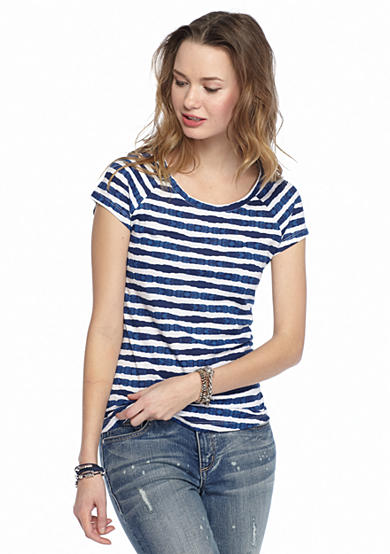 Red Camel® Stripe Favorite Fit Tee