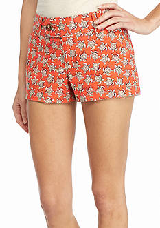 Red Camel® Turtle Print Short