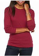 Red Camel® Crew Neck Knit Favorite Fit Tee