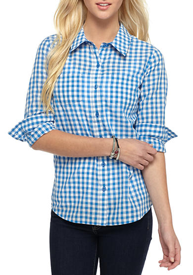 Red Camel® Gingham Shirt