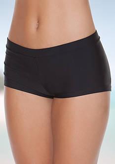 Malibu Dream Girl Solid Swim Short