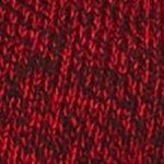 Black Plus Size Sweaters: Red Mercury/Black Kim Rogers Plus Size Slub High Low Cardigan