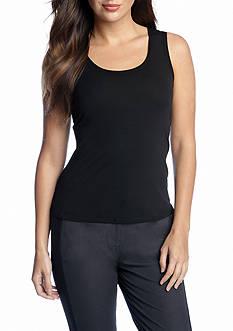 Eileen Fisher Sleeveless Tunic Top
