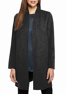 Eileen Fisher Kimono Style Long Coat