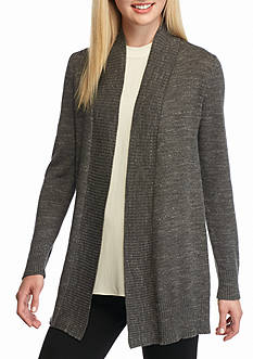 Eileen Fisher Shaped Knit Cardigan