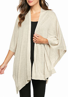 Eileen Fisher Knit Serape