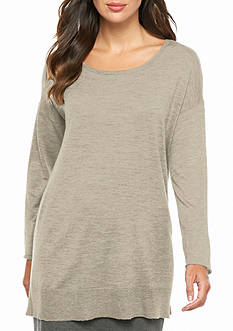 Eileen Fisher Roundneck Boxy Tunic