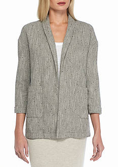 Eileen Fisher Herringbone Jacket