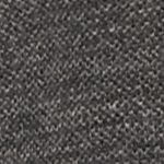 Womens Designer Clothing: Sweaters: Charcoal Eileen Fisher Angled Front Sweater Knit Jacket