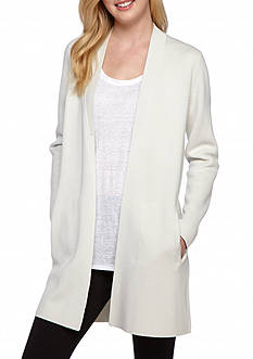 Eileen Fisher Open Front Jacket