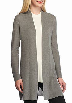 Eileen Fisher Straight Long Cardigan