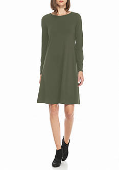 Eileen Fisher Simple Pullon Dress