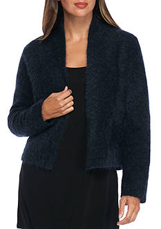 Eileen Fisher Short Cropped Cardigan