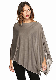 Eileen Fisher Soft Knit Poncho