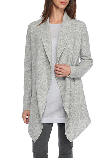 Eileen Fisher Shawl Collared Cardigan