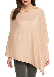 Eileen Fisher Knit Poncho