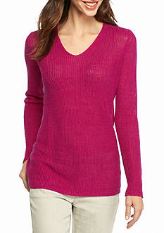 Eileen Fisher V-Neck Sweater
