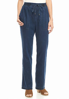 Eileen Fisher Soft Denim Pant