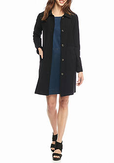 Eileen Fisher Classic Collared Jacket