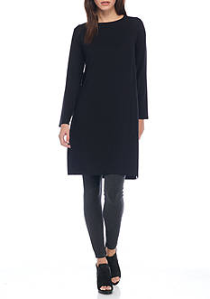 Eileen Fisher Solid Tunic