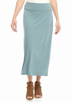 Eileen Fisher Knit Straight Skirt