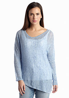 Eileen Fisher V Neck Top