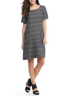 Eileen Fisher Scoop Neck Dress