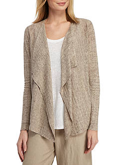 Eileen Fisher Angle Front Cardigan