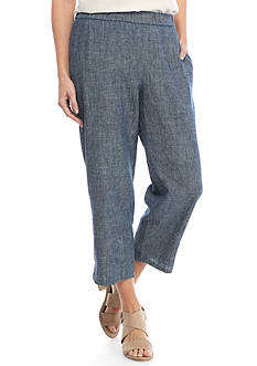 Eileen Fisher Crop Straight Pants