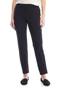 Eileen Fisher Stretch Ankle Pant