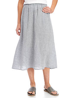 Eileen Fisher Gathered Skirt