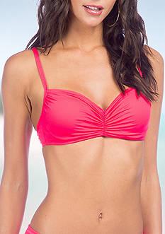 Lauren Ralph Lauren Beach Underwire with Bra Swim Top