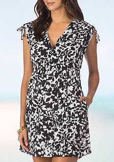 Lauren Ralph Lauren Regent Farrah Swim Cover Up Dress