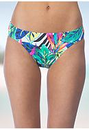 Lauren Ralph Lauren Tropical Hipster Swim Bottom