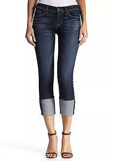 Hudson Jeans Muse Cuffed Crop Jeans