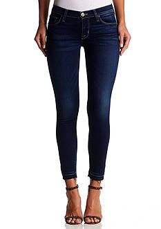 Hudson Jeans Krista Crop Skinny Jeans